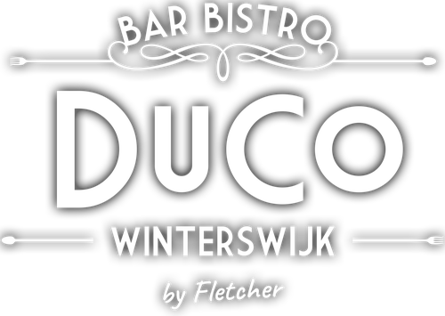 Logo Bar Bistro DuCo Winterswijk by Fletcher